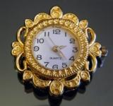Основа для часов. Цвет Золотой
