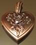 Кулон Сердце #01055