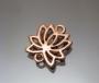 Коннектор  Ажурный Цветок #01377