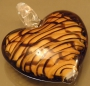 Кулон Лэмпворк Сердце #01352