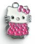 Подвеска Кити розовая #00785/1