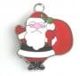 Подвеска Дед Мороз с Подарками  #02044