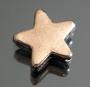 Бусина Звезда 13х3мм #02275