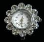 Часы  с кристаллами #02395