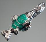 Подвеска рыбка на браслет #02836