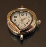 Часы Сердечко #01321