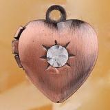 Кулон сердце #02897