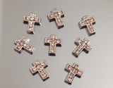 Шармы для кулона Крестик  #02957
