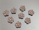Шармы для кулона Цветок #02961