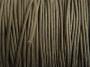 Шнур для плетения браслетов 1,2мм  черный #02195