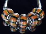 Бусина Pandora Lampwork #00272
