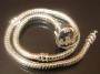 Браслет в стиле Pandora серебро 925 проба