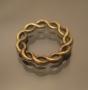 Коннектор Кольцо бронза #00021