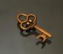 Подвеска ключик  #01268