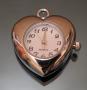 Часы Кулон Сердечко  #01496