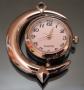 Часы Кулон Месяц #01500