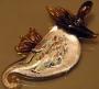 Кулон Лэмпворк Морской конёк #01602