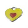 Подвеска сердечко #01653