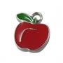 Подвеска Красное яблочко #01670