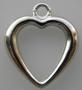 Подвеска сердце  #01703