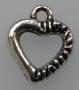 Подвеска сердце  #01712