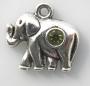 Подвеска Слон(без стразика)  #01070