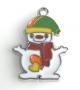 Подвеска Снеговик #02043