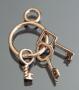 Подвеска связка ключей #02091