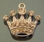 Подвеска Корона со стразами #02255