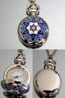 Часы Кулон на цепочке #2326