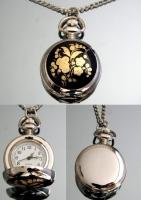 Часы Кулон на цепочке #2327