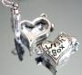 Кулон Сердце #02335