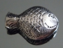 Бусина рыбка 20х14мм #02364