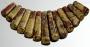 Набор подвесок из натурального камня Яшма #02391
