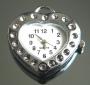 Часы кулон Сердечко #02399