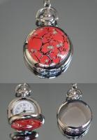 Часы Кулон на цепочке #2397