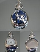 Часы Кулон на цепочке #2398