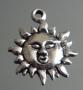 Подвеска Солнце #02415