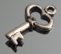 Подвеска ключик  #02517