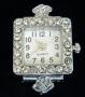 Часы  с кристаллами #02569