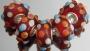 Бусина Пандора( Pandora Style) Lampwork #02625