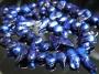 Жемчуг пресноводный Фриформ Синий  #02691