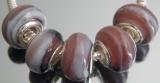 Бусина Пандора( Pandora Style) Lampwork #02594