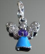 Подвеска Ангел на браслет #02823