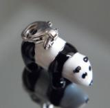 Подвеска панда на браслет #02837