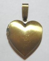 Кулон Сердце для фотографий #02877