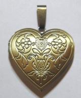 Кулон Сердце для фотографий #02880