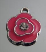 Подвеска роза #02890