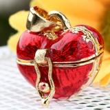 Кулон Античное сердце #02896