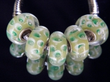 Бусина Пандора( Pandora Style) Lampwork #02760